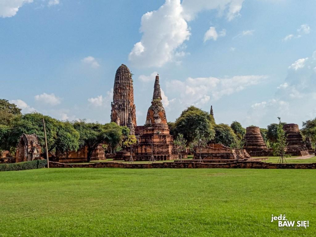 Ayutthaya - zwiedzanie za darmo