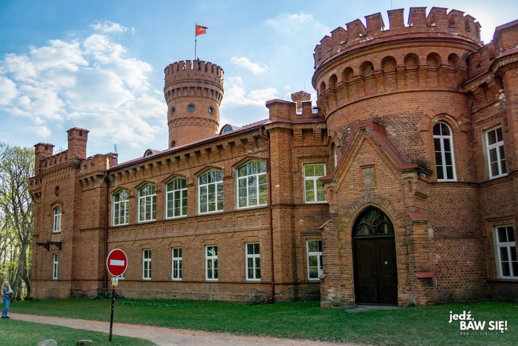 Litwa - Zamek w Raudoniu