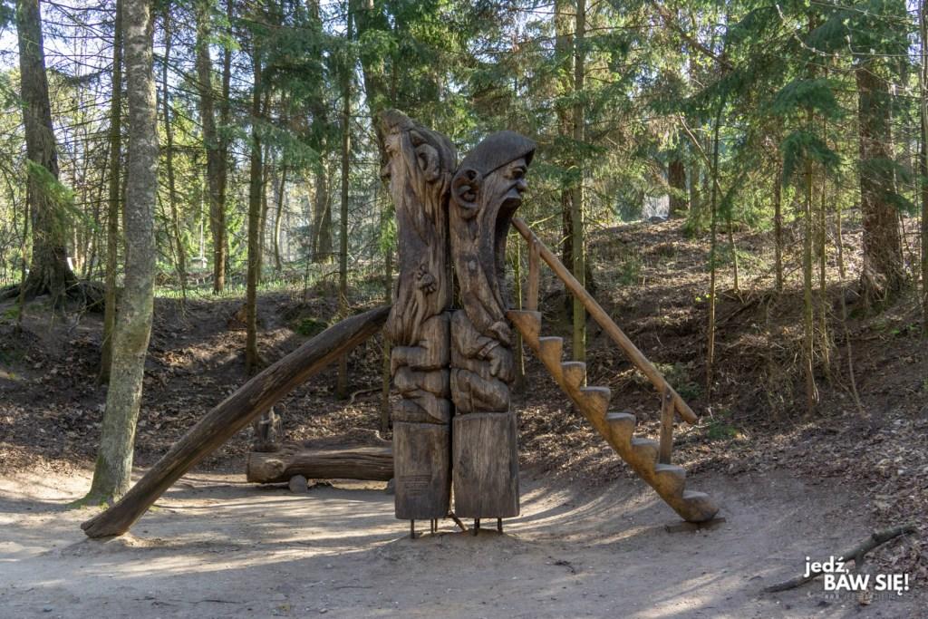Mierzeja Kurońska - Wzgórze wiedźm