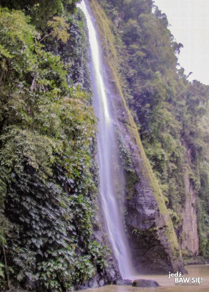 Pagsanjan - jeden z wodospadów