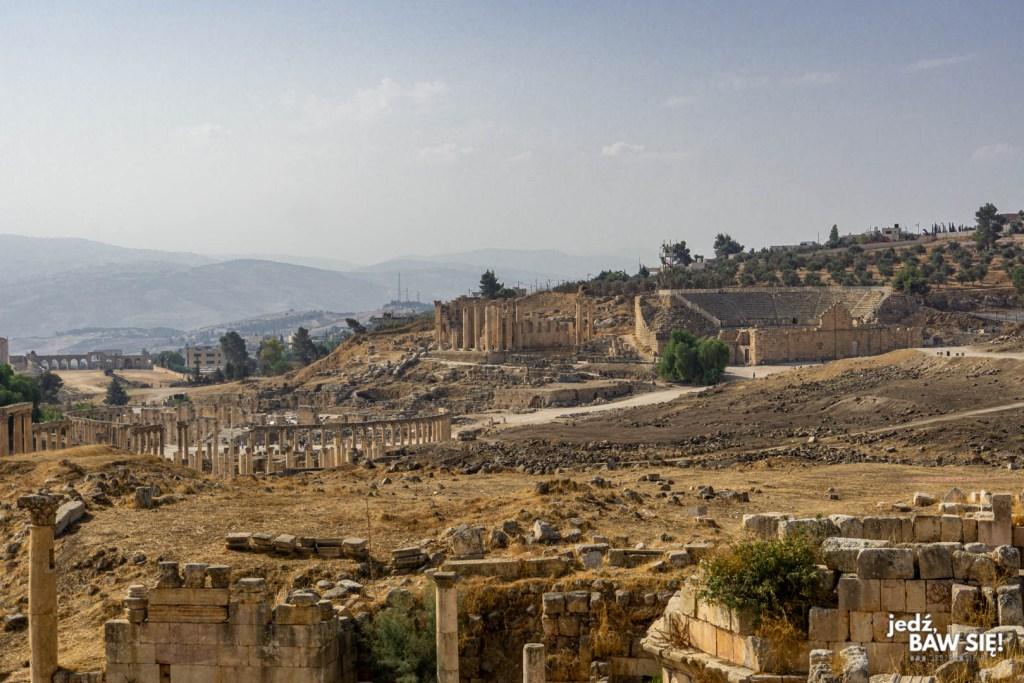 Dżarasz - widok na miasto