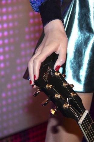 The new Taylor Swift wax figure