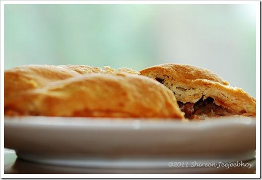 Pizza Pastry Bunners Shireen Jeejeebhoy 2011-09-09