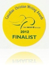 Word Guild Award Finalist Sticker