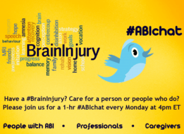 #ABIchat on Twitter, Mondays at 4 ET