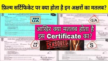 Know About Film Certification