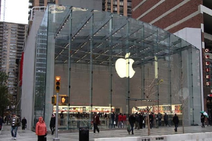 India's First Apple Store