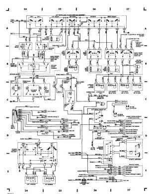 87 Cherokee Wiring Diagram | Wiring Library