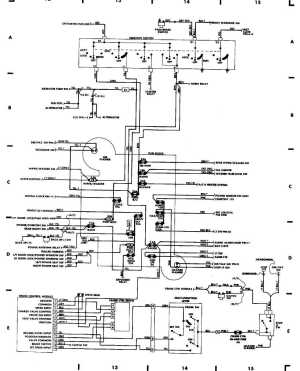 WIRING DIAGRAMS :: 1984  1991 :: Jeep Cherokee (XJ
