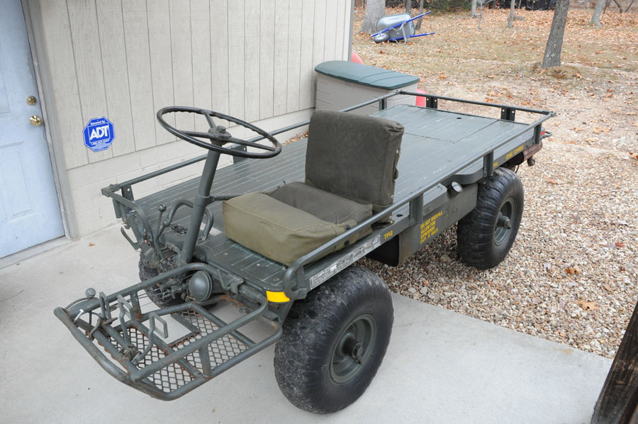 1968 M274 A5 Military Mule / Sold
