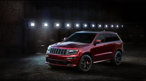 2016 Jeep® Grand Cherokee SRT Night