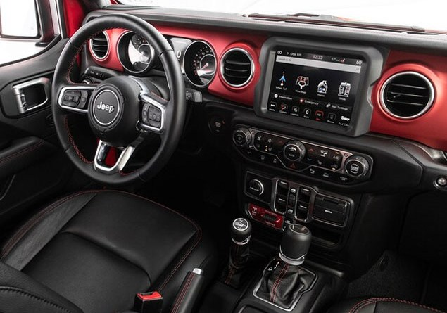 2020 Jeep Gladiator Interior Review: What's Jeep's Pickup Like Inside? | MotorTrend