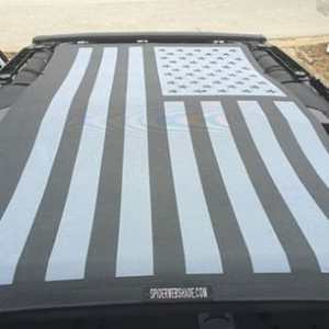 SW1 Tactical American Flag Custom Print - SpiderWebShade