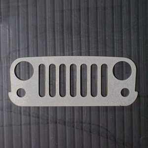 JeepMafia JK Wrangler Keychain