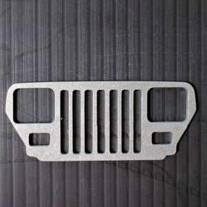 JeepMafia YJ Wrangler Keychain