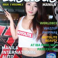 Manila International Auto Show Beauties Further Heats Up the Summer