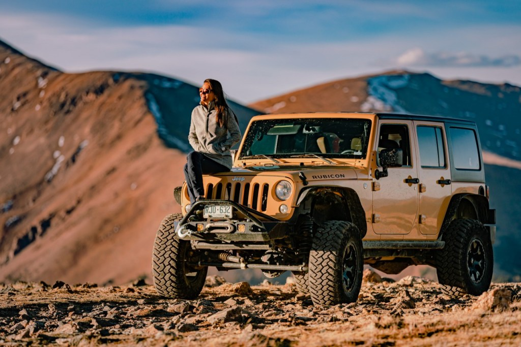 Jeep Tour Colorado Native Jeeps New Jeep Owners