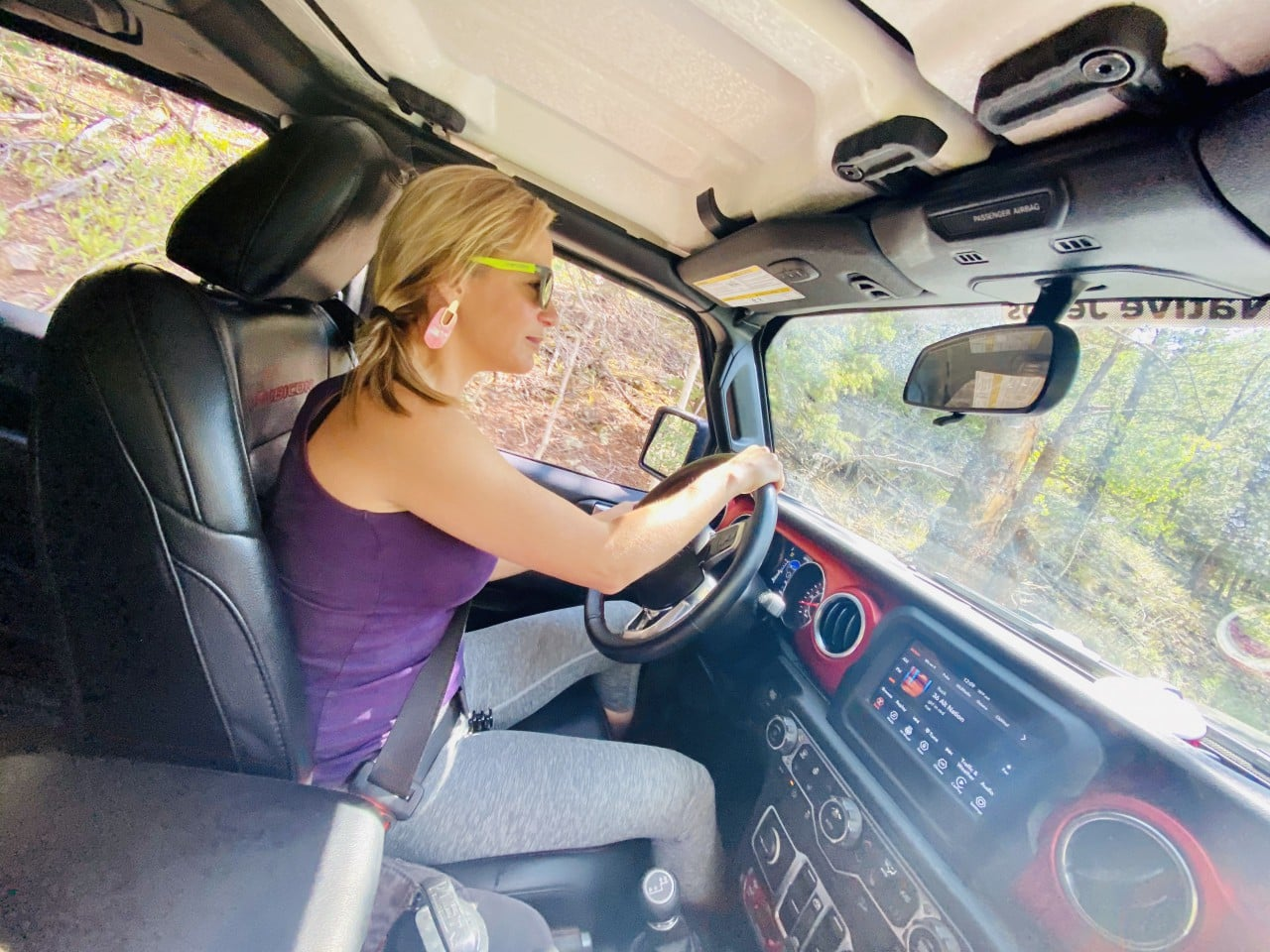 Jeep Tours Colorado Native Jeeps Learning how to wheel