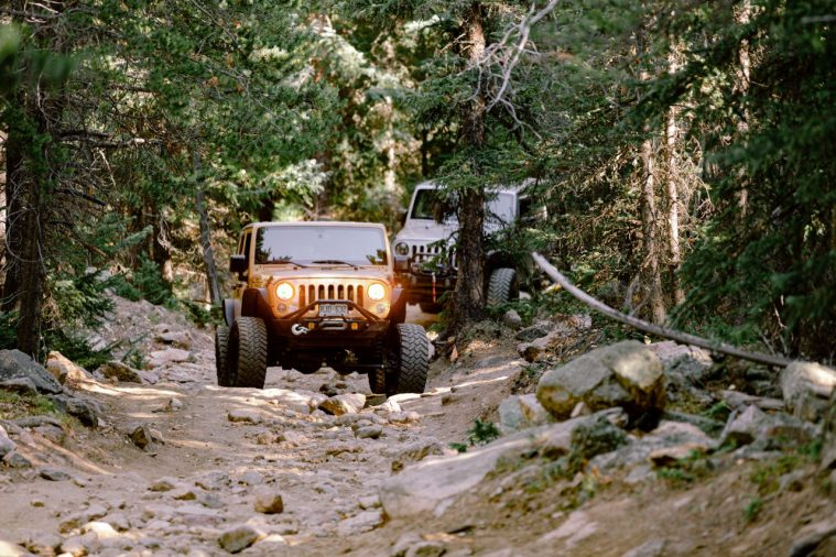 Jeep Tours Colorado Native Jeeps Stay the Trail