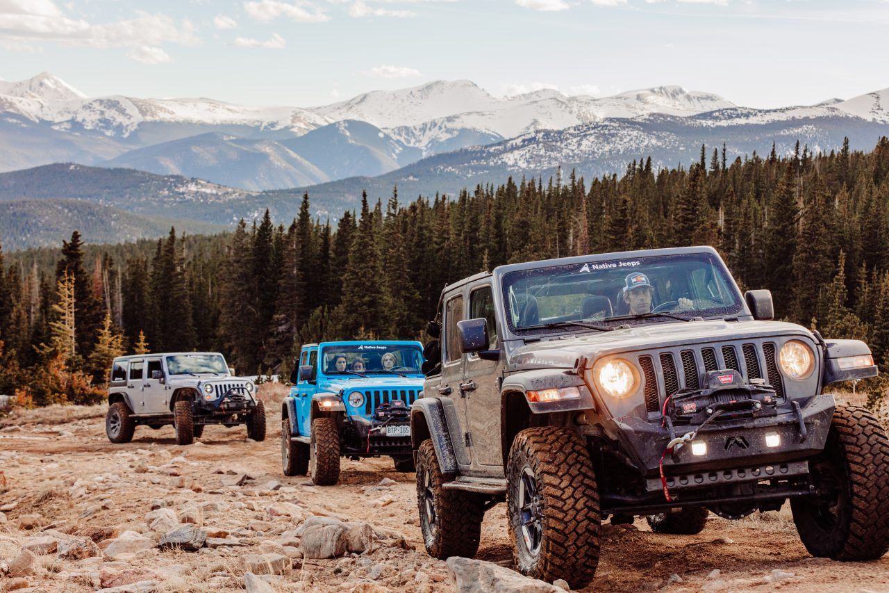 Jeep Tours Colorado Native Jeeps Idaho Springs Jeeping