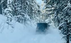 Jeep Tours Colorado by Native Jeeps Snow Wheeling