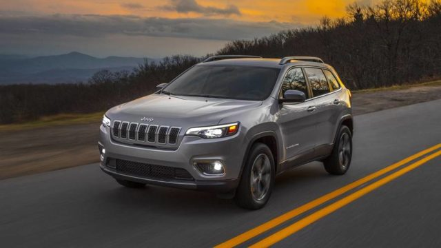 2018 Jeep Cherokee Latitude, Trailhawk. Limited and Overland