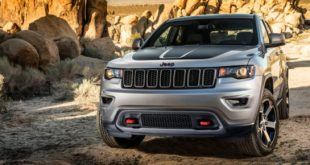 2018 Jeep Grand Cherokee front