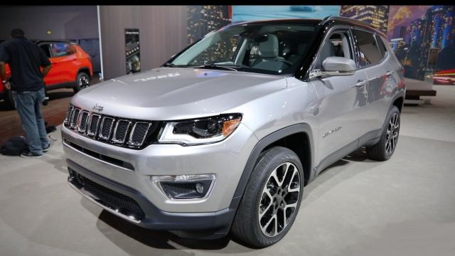 2019 Jeep Compass Review, Changes