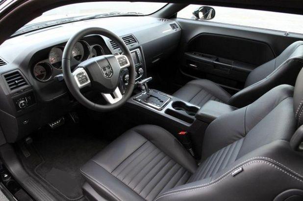 2019 Dodge Barracuda interior