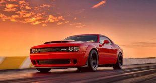 2019 Dodge Challenger SRT Demon