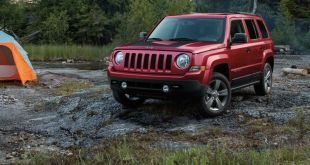 2019 Jeep Patriot