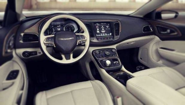 2019 Chrysler Aspen interior