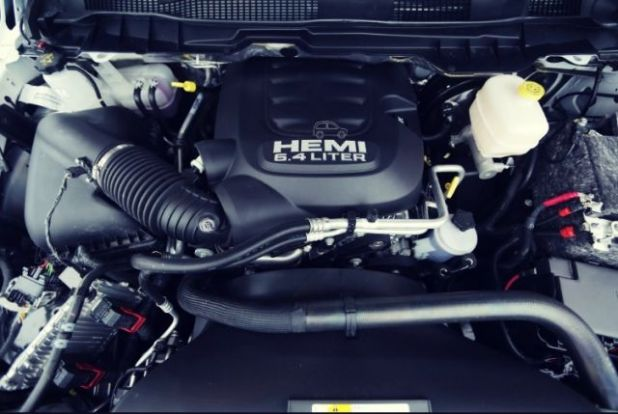 2019 Ram Power Wagon engine