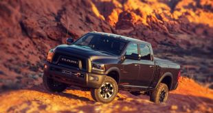 2019 Ram Power Wagon front