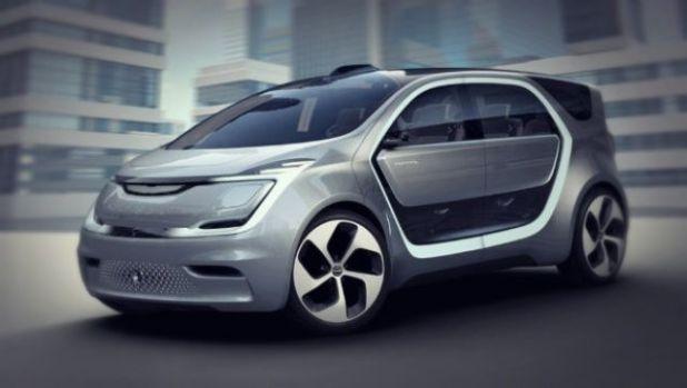 2019 Chrysler Portal front