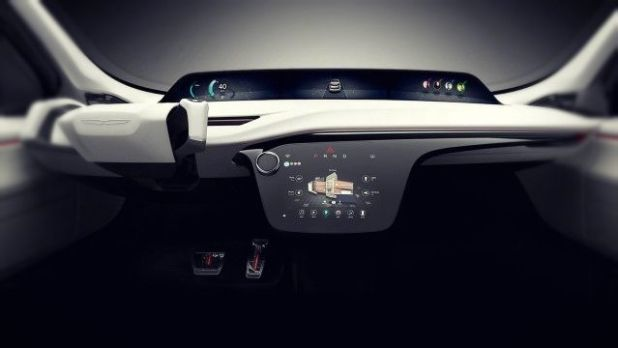 2019 Chrysler Portal interior