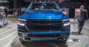2019 Ram 1500 Big Horn front