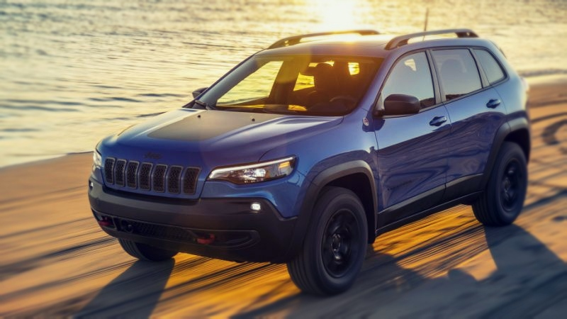 2019 Jeep Cherokee Trailhawk Review, Towing Capacity
