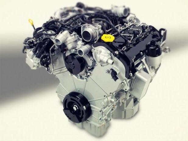 2020 Jeep Scrambler engine