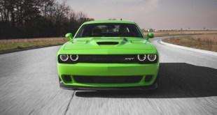2020 Dodge Challenger front