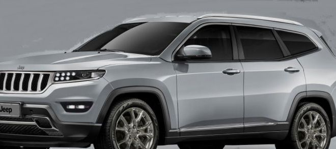 Jeep Grand Cherokee Towing Capacity >> 2020 Jeep Grand Wagoneer Trackhawk spied testing - Jeep Trend