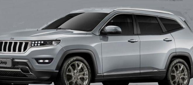 2020 Jeep Grand Wagoneer Trackhawk spied testing - Jeep Trend