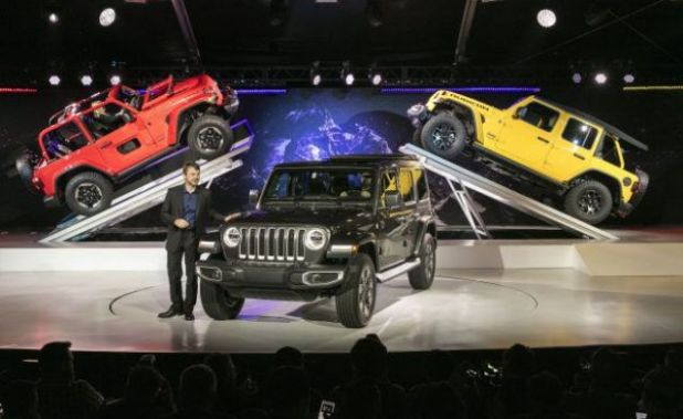 2020 Jeep Wrangler Plug-In front