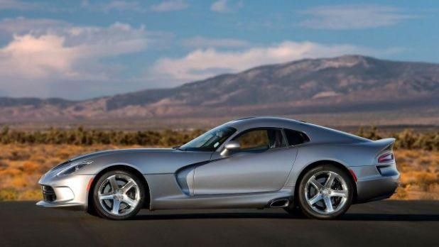 2020 Dodge Viper side view