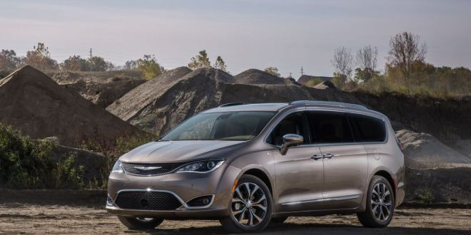 2020 Chrysler Pacifica won't depart from the current model ...