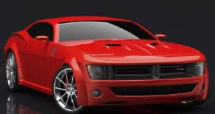 2020 Dodge Barracuda front