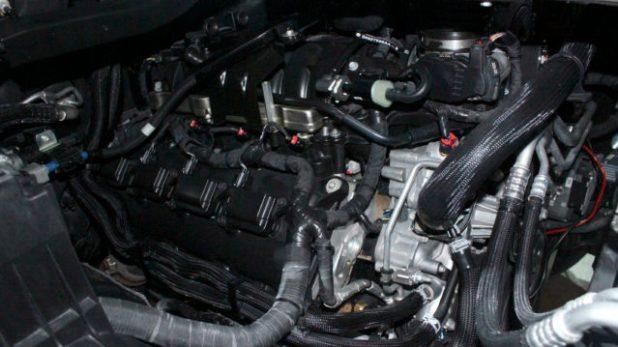 2020 Dodge Ramchargerengine