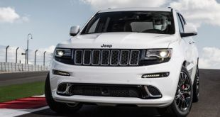 2020 Jeep Grand Cherokee SRT8 Hellcat front
