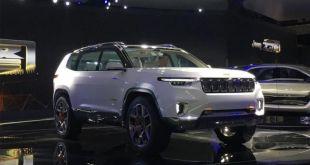 2019 Jeep Yuntu