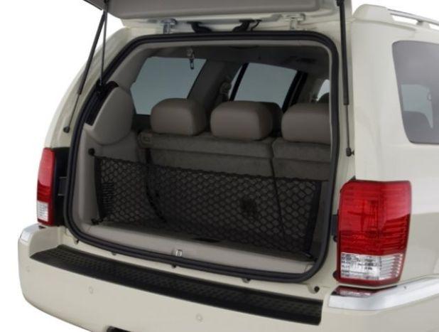 2020 Chrysler Aspen rear